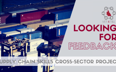 Supply Chain Skills Project Case for Change – Looking for feedback