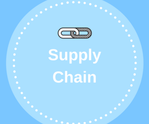 IRC Project Update – SUPPLY CHAIN