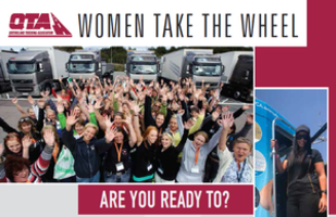 "QTA Launch 2018 ""Women take the Wheel"" Program"
