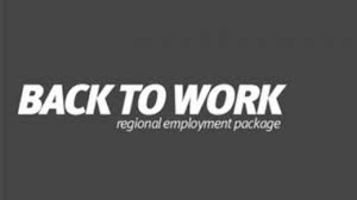 Queensland Government's Back to Work Regional Support Initiatives