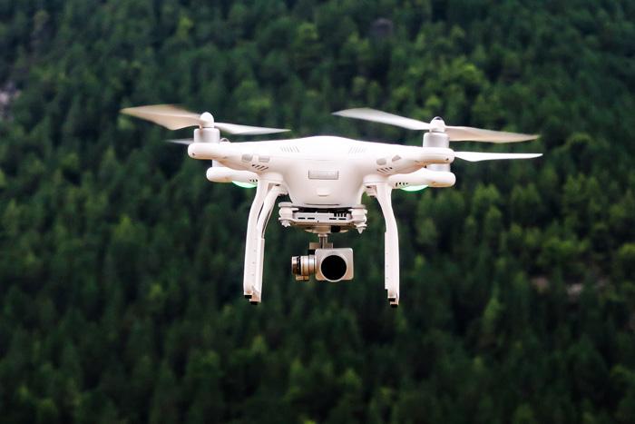 Ipswich City Council drone program