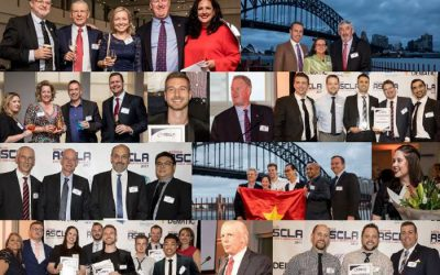 SCLAA 2017 Australian Supply Chain & Logistics Award Winners Announced