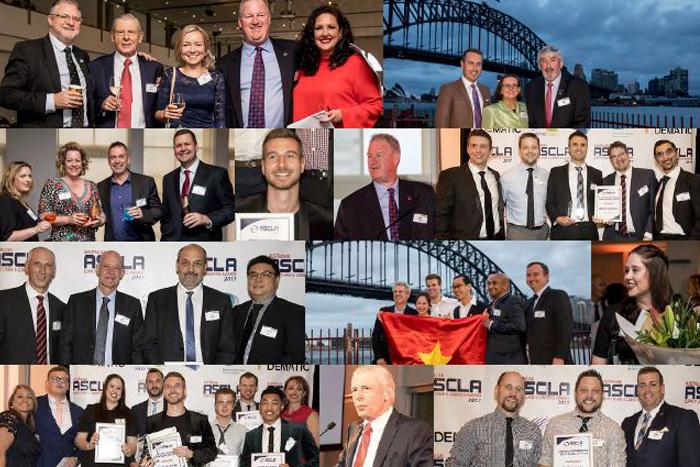 SCLAA 2017 Australian Supply Chain & Logistics Award Winners Announced