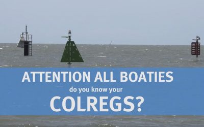 VIDEO: Maritime minutes – How well do you know the Collision Regulations?