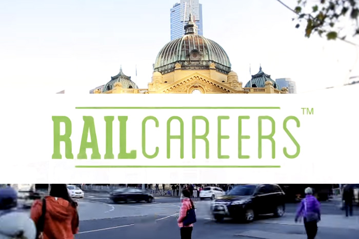 VIDEO: Rail Careers