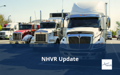 NHVR Update – New app links operators to heavy vehicle rego info
