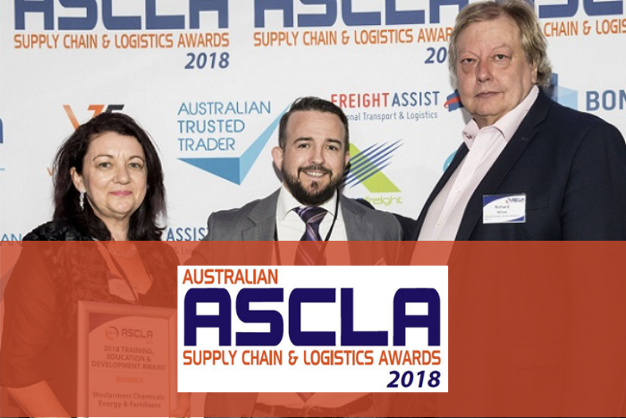 2018 Australian Supply Chain & Logistics Awards Winners Announced