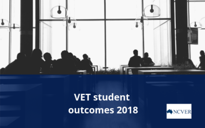 VET students satisfied with training, job prospects remain high