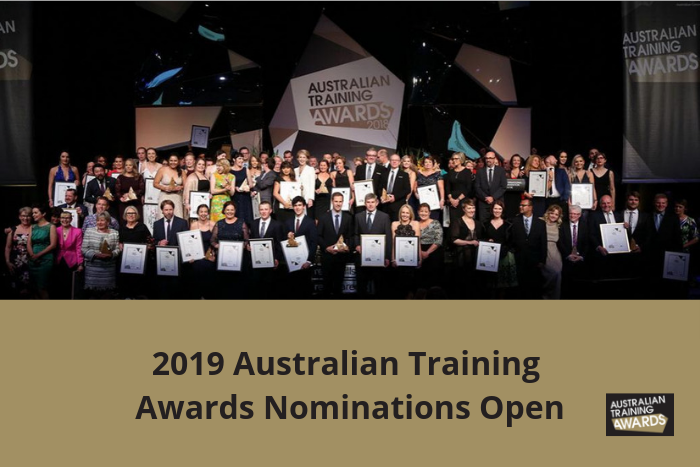 2019 Australian Training Awards