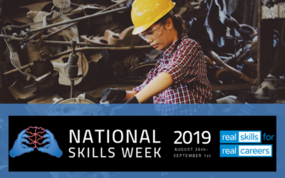 National Skills Week 2019 -Dates Announced