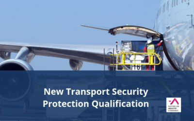 New Transport Security Protection Qualification for the Aviation and Maritime Sectors
