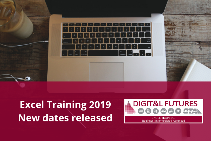 DigiT&L Futures Excel Training Program – New dates released