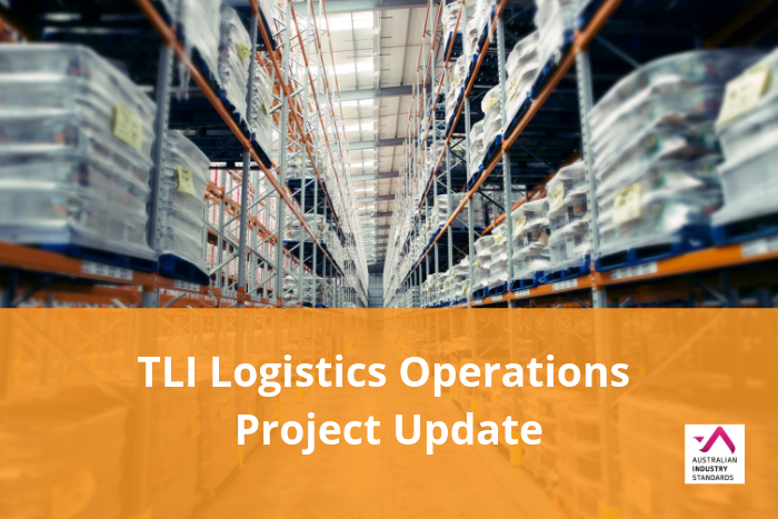 TLI Logistics Operations Project Update – Draft Materials Available for Comment