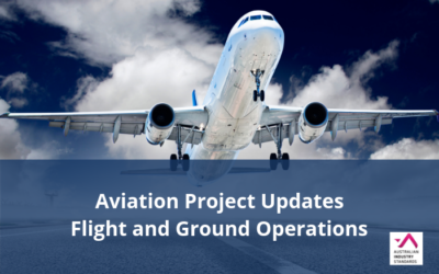 AVI Flight and Ground Operations Project Updates