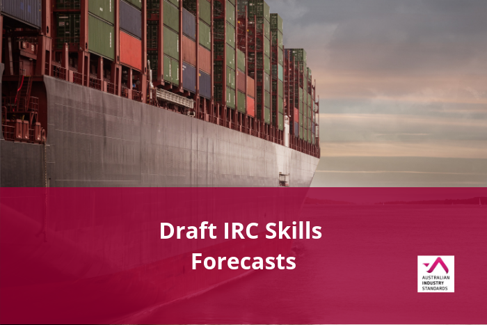 Industry Reference Committee (IRC) Skills Forecasts 2019