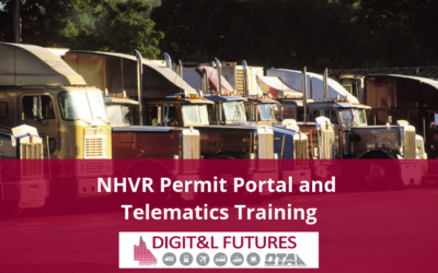 DigiT&L Futures – NHVR Permit Portal and Telematics Training Workshops
