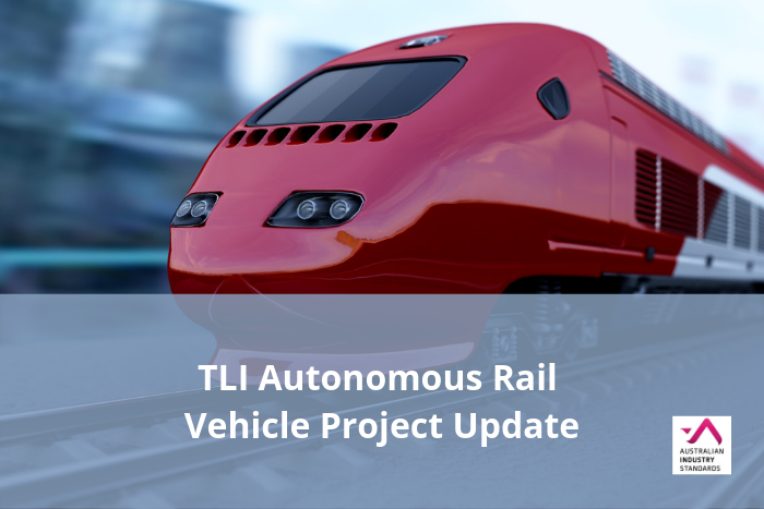 TLI Autonomous Rail Vehicle Project