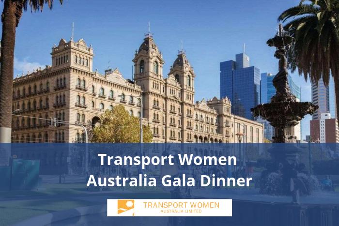Transport Women Australia Limited 20th Anniversary Gala Dinner