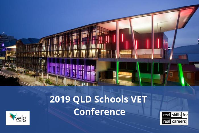 2019 QLD Schools VET Conference