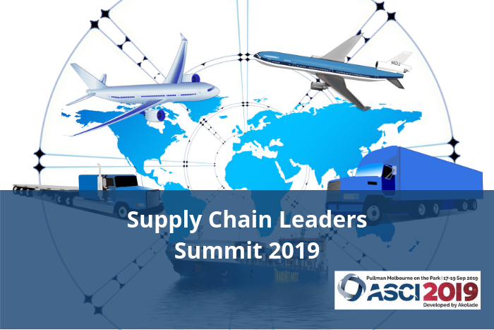 ASCI2019 – The Peak Gathering of Supply Chain Leaders