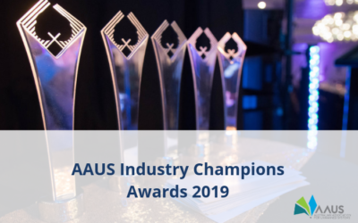 Recognition of Australian Unmanned Systems Industry Champions