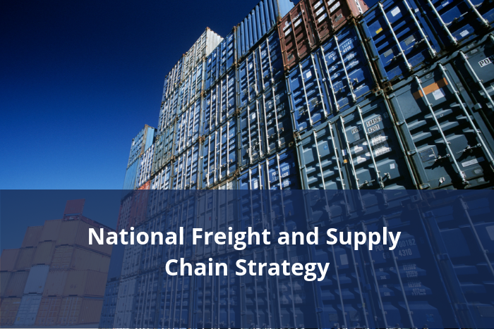 National Freight And Supply Chain Strategy Update