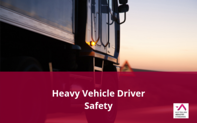 Skilling Heavy Vehicle Drivers Makes Our Roads Safer