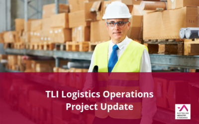 TLI Logistics Operations Project – Draft materials available for comment
