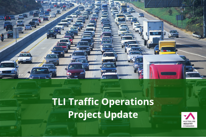 TLI Traffic Operations – Draft materials available for feedback