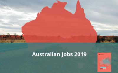 Australian Jobs 2019 edition released