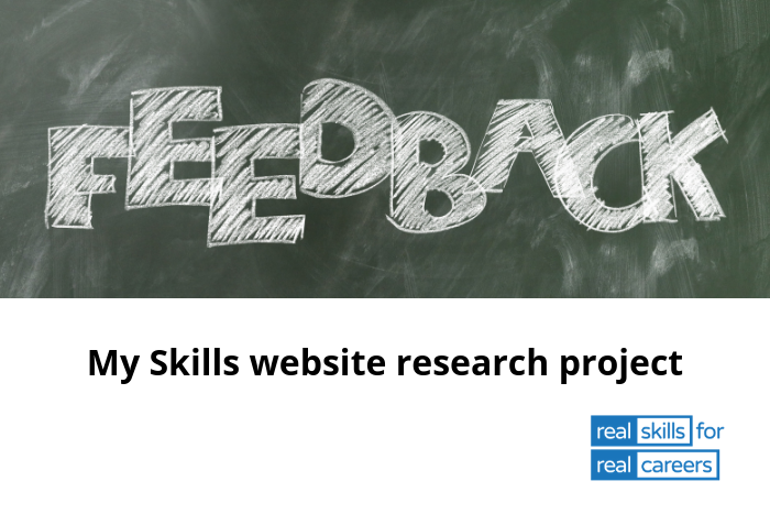 My Skills website research project