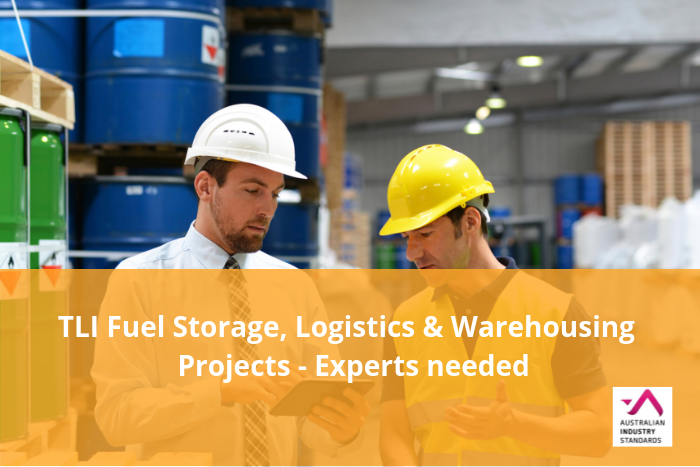 TLI Fuel Storage Dangerous Goods Contractor and Logistics & Warehousing Operations Project Updates
