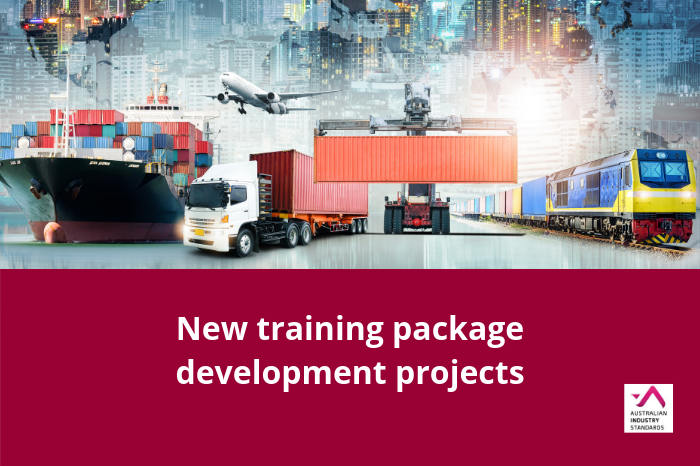 AIS - Training Package development projects