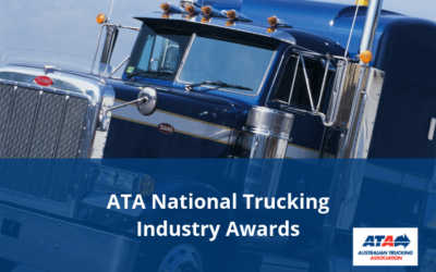 ATA National Trucking Industry Awards 2019
