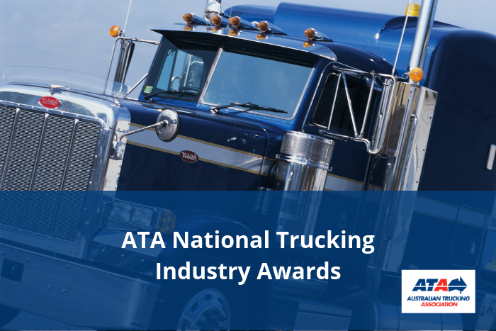 2019 ATA National Trucking Industry Awards