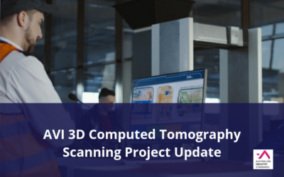 AVI 3D Computed Tomography Scanning – Draft materials available for comment