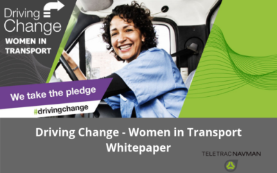 Driving Change – Women In Transport – Whitepaper released