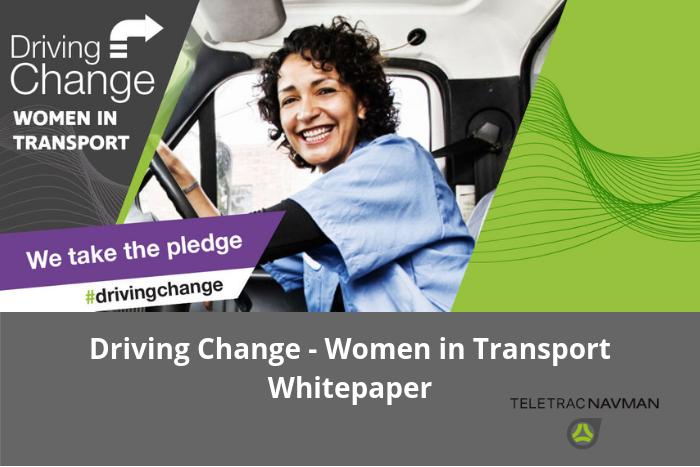 Driving Change - Women in Transport