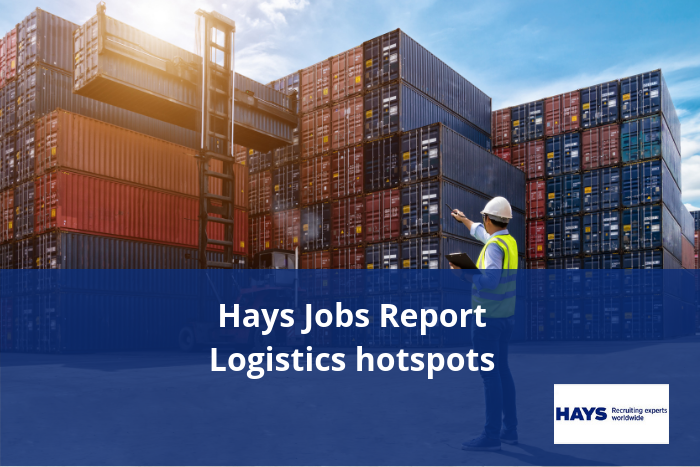 Hays Logistics Jobs Report