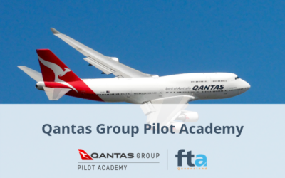 Qantas Group Pilot Academy Vacancies
