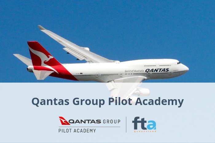 Qantas Group Pilot Academy News