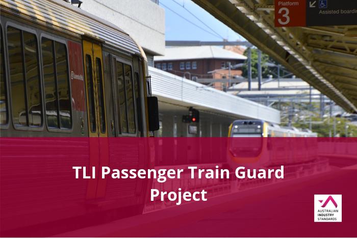 TLI Passenger Train Guard Project