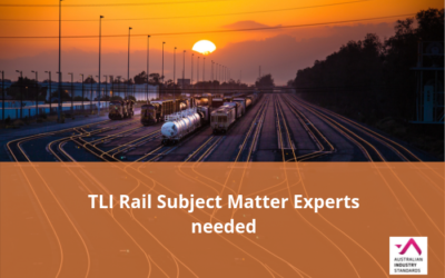 Rail subject matter experts needed