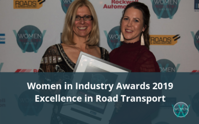 Women in Industry Awards 2019