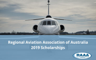 Regional Aviation Association of Australia launches 2019 scholarships