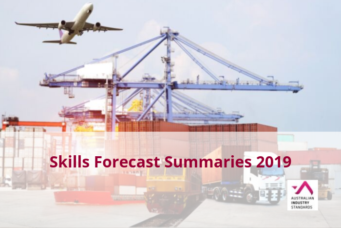 Industry Reference Committees release the 2019 Skills Forecast Summaries