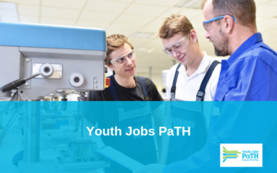 Youth Jobs PaTH – Skilling young people for the right employer