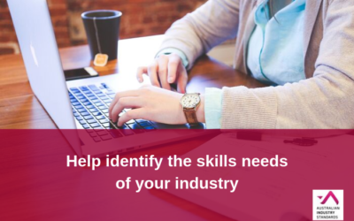 Industry Skills Survey and Call for Submissions now open