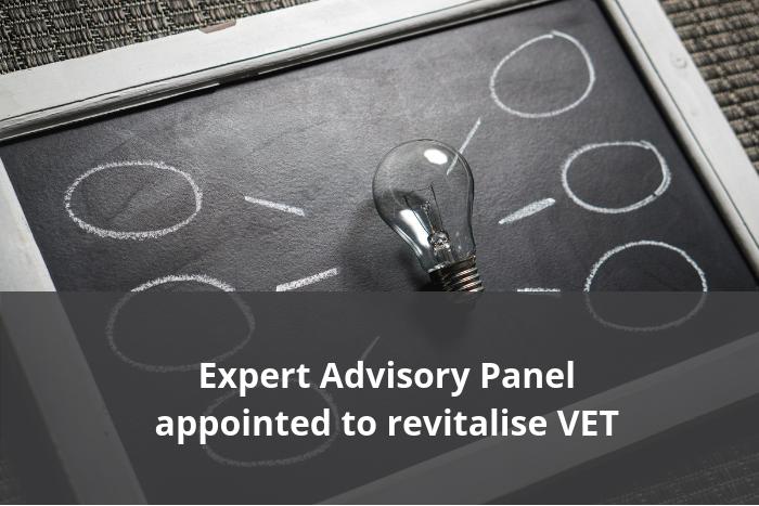 Expert VET Advisory Panel
