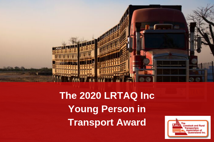 Nominations Open for Inaugural 2020 Young Person In Transport Award
